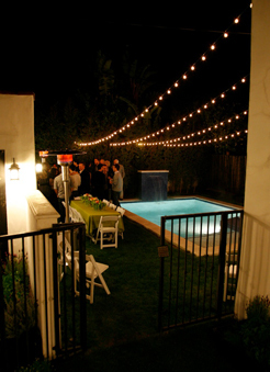 Van Nuys Party Lighting Services